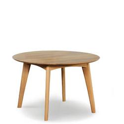 Osso 53031 120cm Round Table Oak