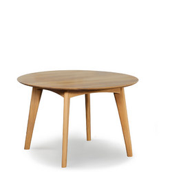 Osso Round Oak Table