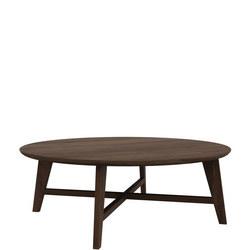 Osso 43028 100cm Coffee Table Walnut