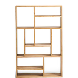 M 50772 Open 90 Rack Oak