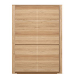 Shadow 51374 Storage Cabinet Oak