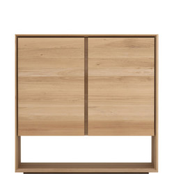 Nordic 51436 Two-Door Sideboard