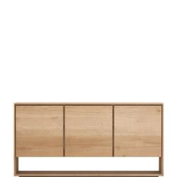 Nordic 51437 Three-Door Sideboard