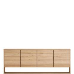 Nordic 51438 Four-Door Sideboard