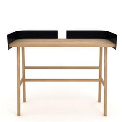 B 26164 100 Desk  Black