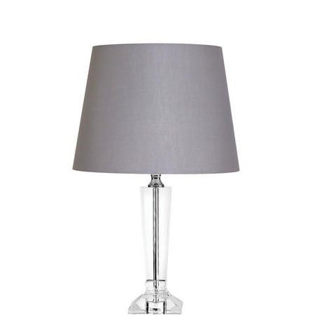 Isabella Lamp 13 inch Cream