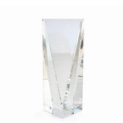 Causeway 8 Inch Crystal Trophy