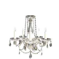 Sophia 5 Arm Chandelier