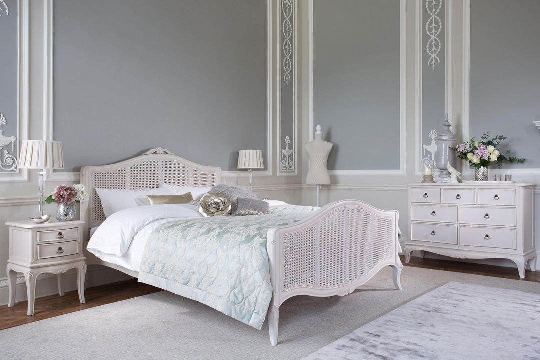 Toulouse Double Bedstead