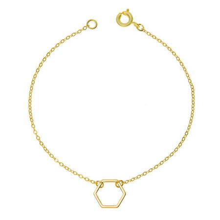 Lexi Bracelet Gold