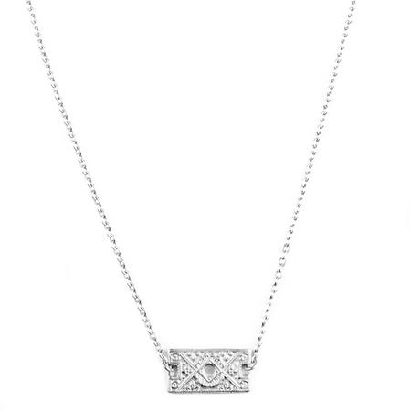 Anya Necklace Silver