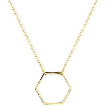 Lexi Necklace Gold