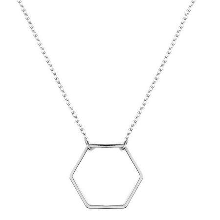 Lexi Necklace Silver