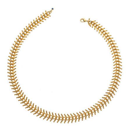 Ariel Necklace Gold