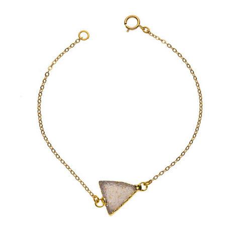 Daria T Bracelet Gold