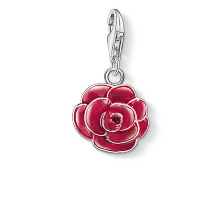 Charm Rose Charm Silver