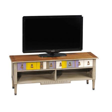 Jacob Stripe TV Cabinet
