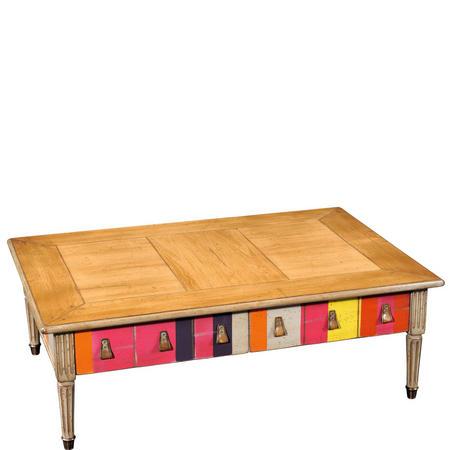 Jacob Small Stripe Coffee Table