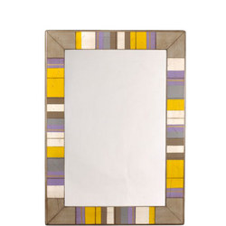 Jacob Stripe Mirror