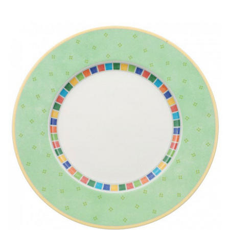 Twist Alea Verde Dinner Plate