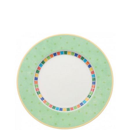 Twist Alea Verde Dessert Plate