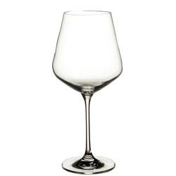 La Divina Burgundy Wine Goblet Set Of Four