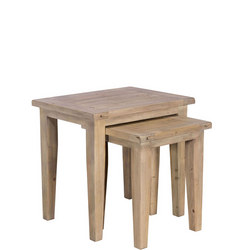 Valetta Nest of Two Tables