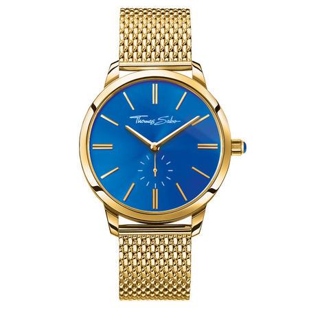 Glam Spirit Women's Watch Gold/Blue