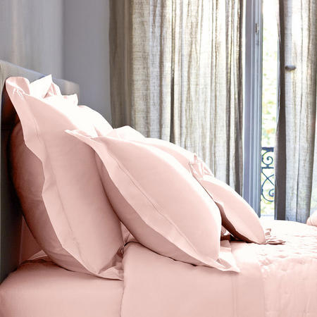 Triomphe Blush Standard Pillowcase