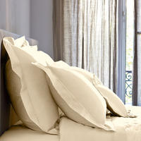 Triomphe Honey Square Pillowcase