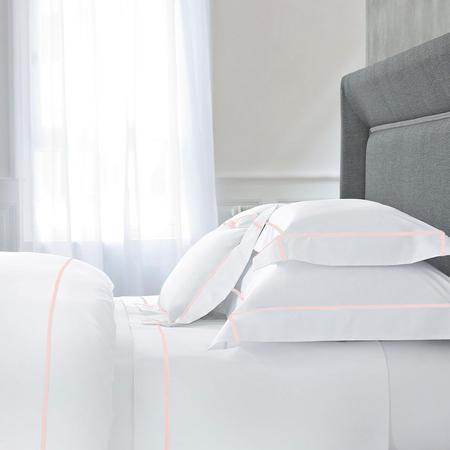 Athena Blush Standard Pillowcase