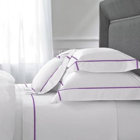Athena Bruyere Square Pillowcase