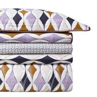 Gabriel Parma Square Pillowcase Multicolour