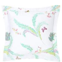 Evasion Menthe Square Pillowcase