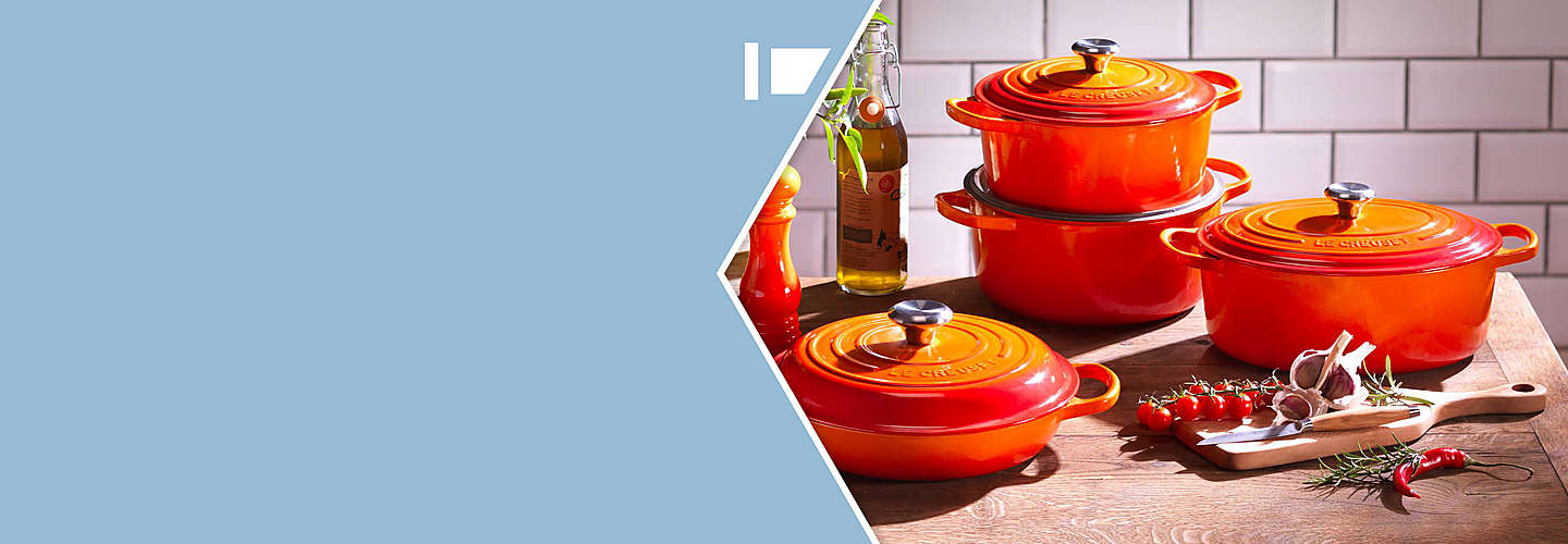 <b>UP TO 60% OFF COOKWARE</b>