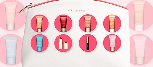 Your Gift From Clarins