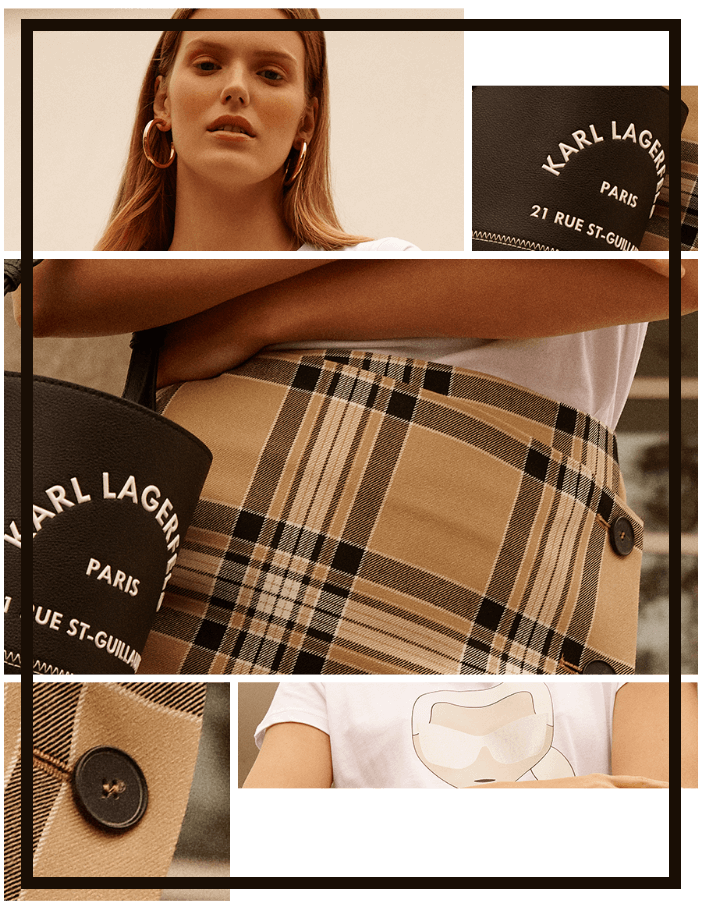 Autumn Winter 2019 Trends - Graphic Grids