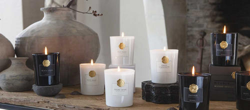 Candles & <br>Home Fragrance