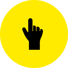 Extra careful icon