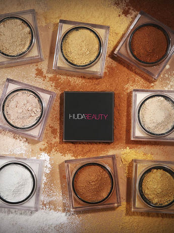 Easy-Bake Loose Powder