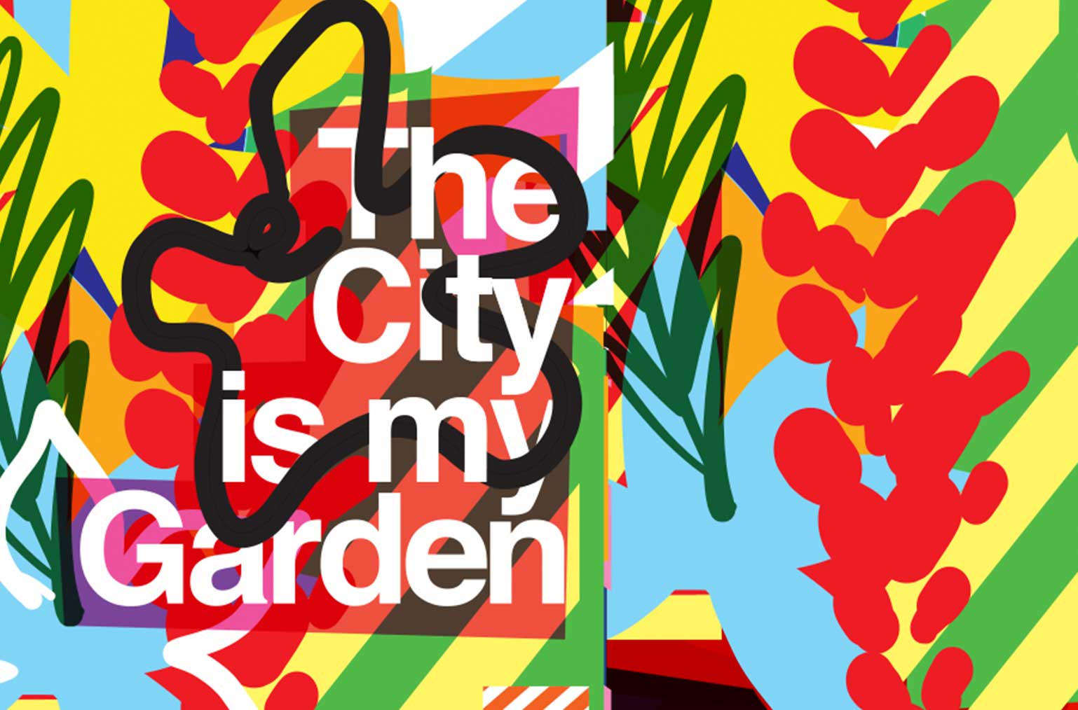 City Is My Garden