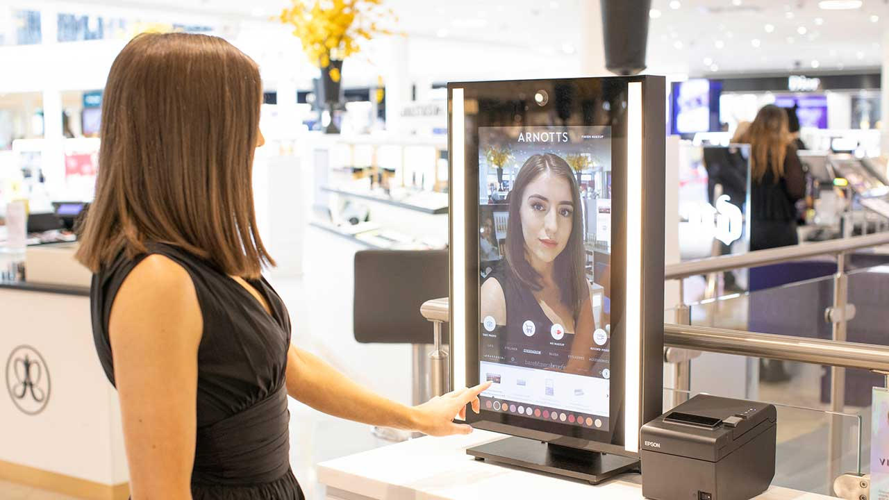 Try Our Virtual Mirror At Arnotts