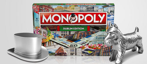 Dublin Monopoly is here!