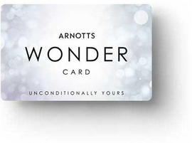 Register for Arnotts Wonder Card