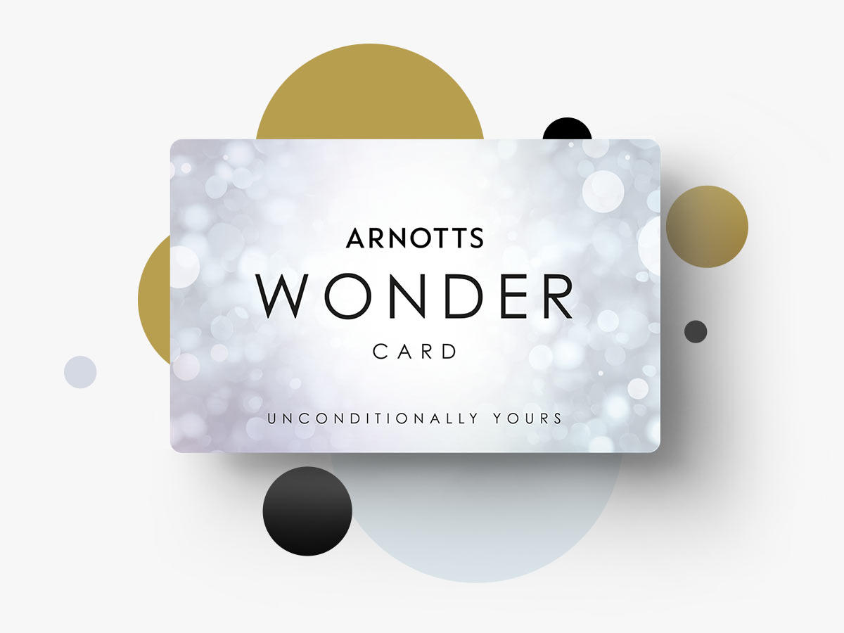 Arnotts Wonder Card