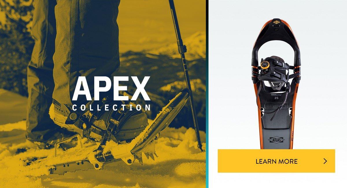 Apex Collection Snowshoe