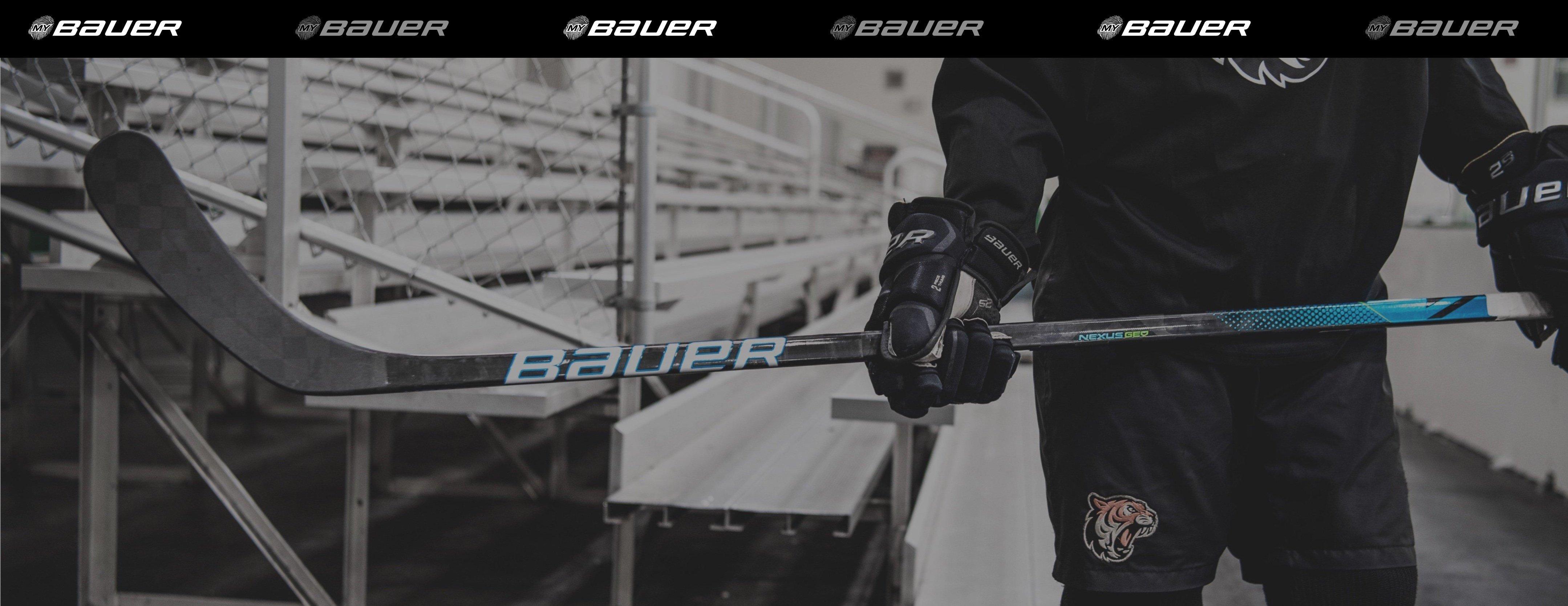 my bauer Skates