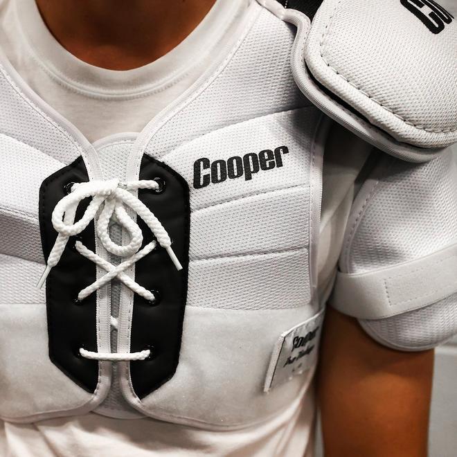 Cooper Pro Vintage Shoulder Pad Senior
