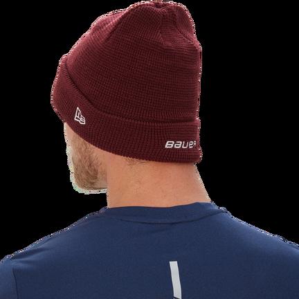 New Era Team Knit Toque,Rödbrun,medium