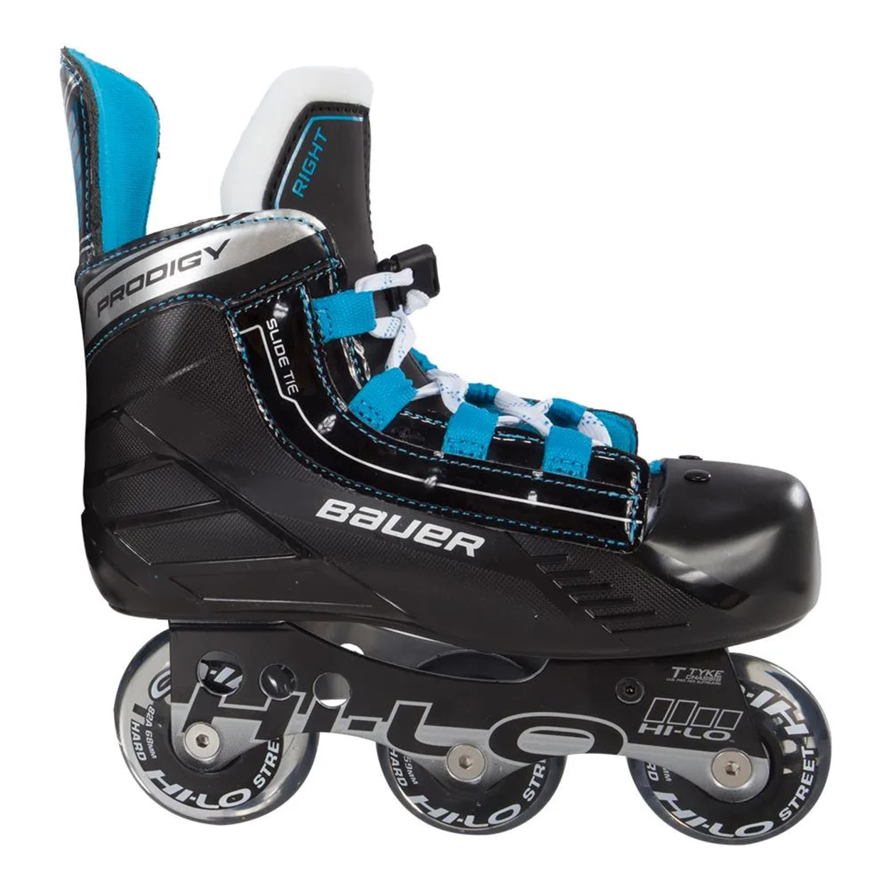 BAUER RH PRODIGY Skate,Black,medium